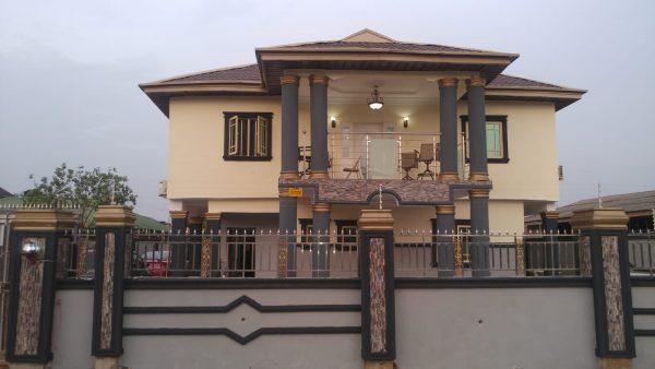 Trotty Apartment Hotel Iyana Ikpaja Lagos.