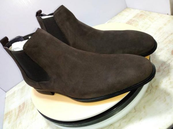Men's Classic Chelsea Boots For Sale Online In Nigeria