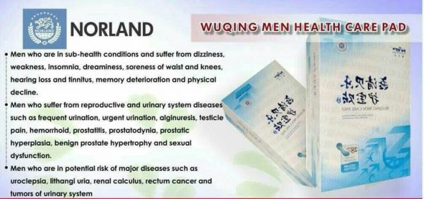Norland Wuqing Men Health Care Pad For Sale In Lagos