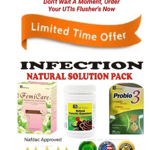 Affordable Infection Natural Solution Pack For Sale In Nigeria