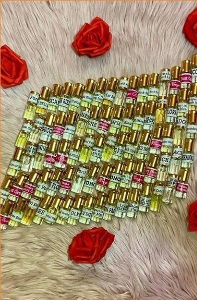Oil perfume