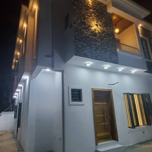 4 bedroom Duplex for sale at lekki