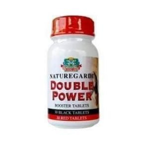 Double power multivitamin supplements