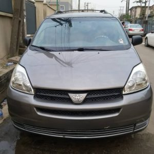 Buy used 2005 Toyota sienna for sale