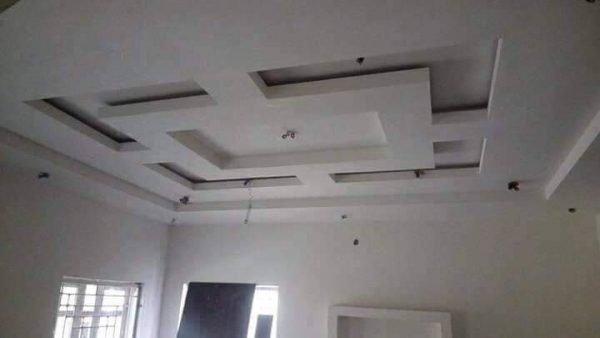 False POP wall ceiling