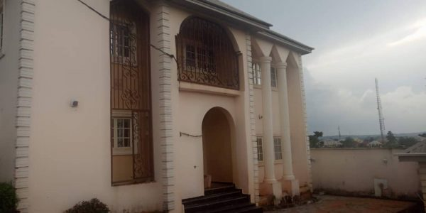 Building For Sale At Amawbia Awka