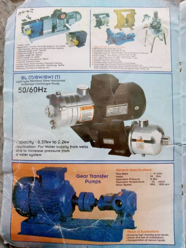 Best Deals Horizontal MultiStage Pumps