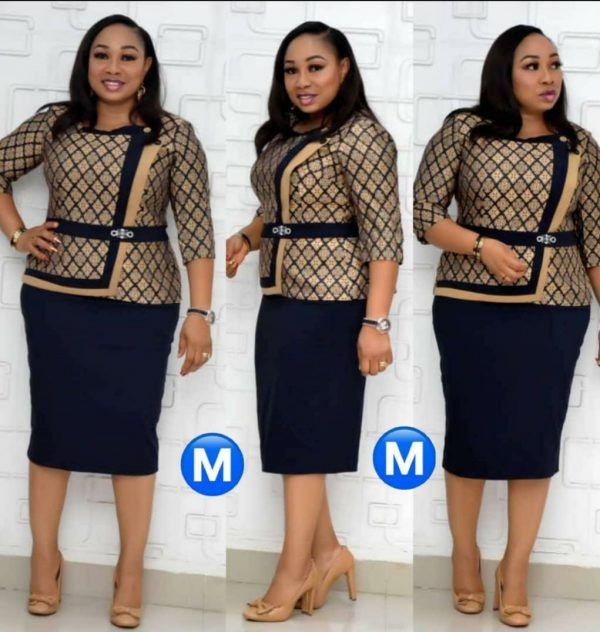 Affordable Turkey Skirt And Blouse For Sale In Nigeria