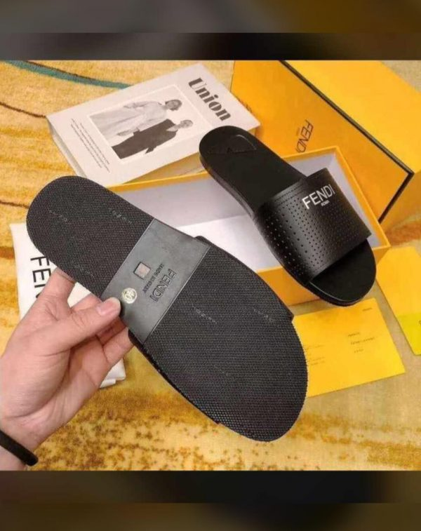 Buy Fendi Slide Slippers In Nigeria