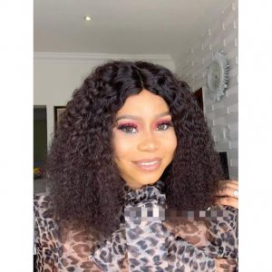 Best Curly Wigs With Closure For Sale In Lagos