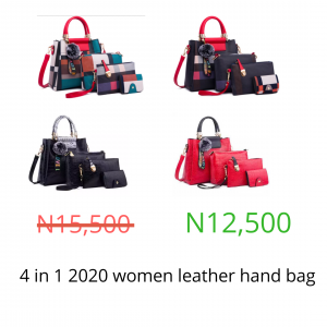 Affordable Women Handbags In Nigeria For Sale