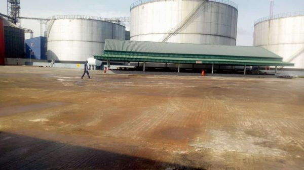 Buy Tank Farm Located At Iwofe Port Harcourt