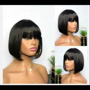 Bob Wigs Human Hair For Sale In Lagos