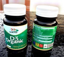 Nature's Renaissance D3 Organic supplement