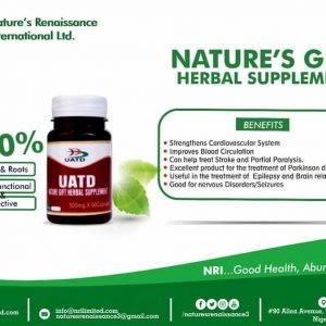 Nature's Renaissance Nature's Gift For Sale In Nigeria