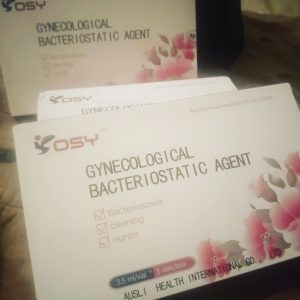 Ausli GYNAECOLOGICAL BACTERIOSTATIC AGENT