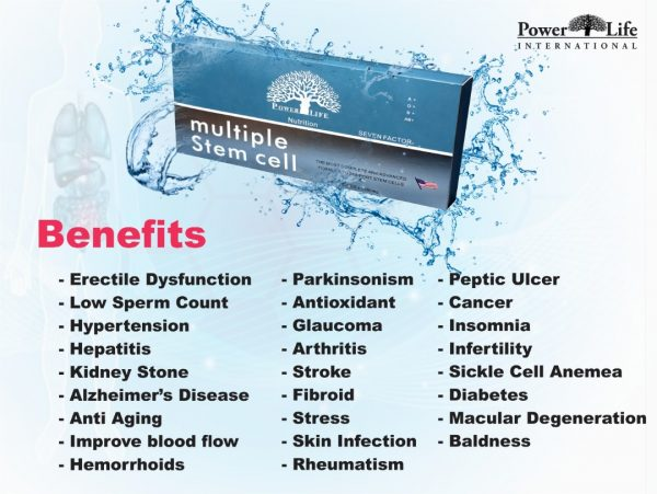 Multiple Stem Cell For Sale In Nigeria