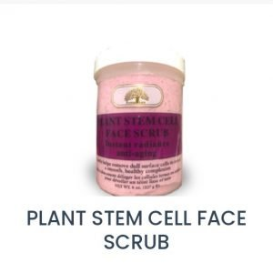 Buy Plant stem cell face scrub In Abuja Nigeria