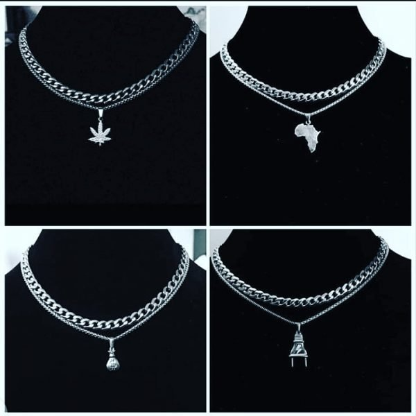 Cuban Chain Necklace In Nigeria For Sale