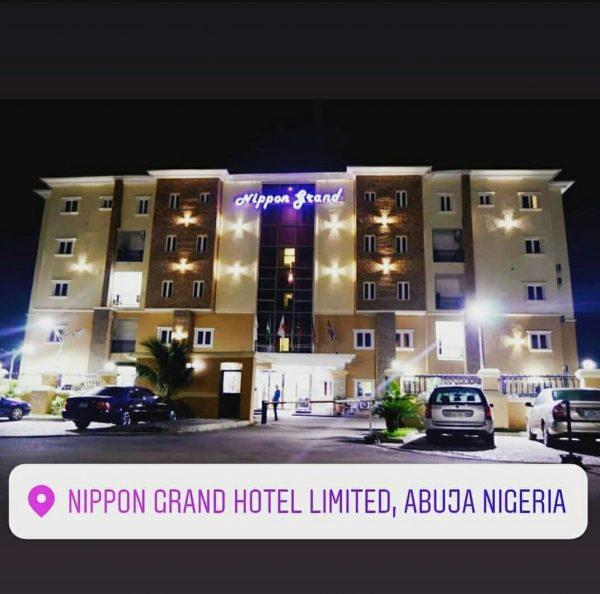 Nippon Grand Hotel Abuja Nigeria-Luxury Hotel