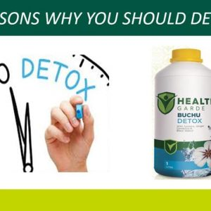 Buy Health Garde Buchu Detox In Nigeria