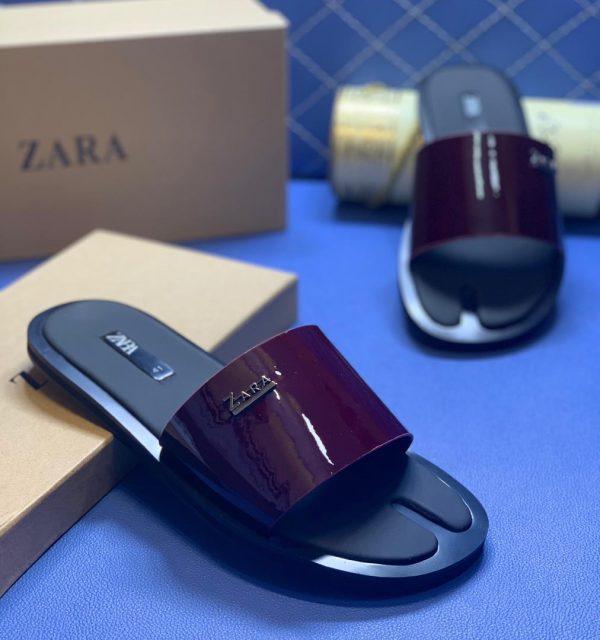 Original Zara Pam Slippers In Nigeria For Sale
