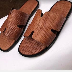 Matted Hermes Slippers In Nigeria For Sale