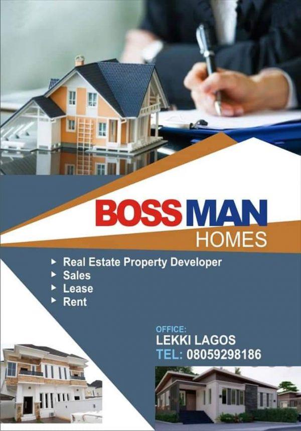 Houses For Sale In Lekki, Lagos, Nigeria