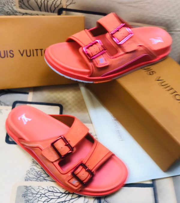 Louis Vuitton Slides In Nigeria For Sale