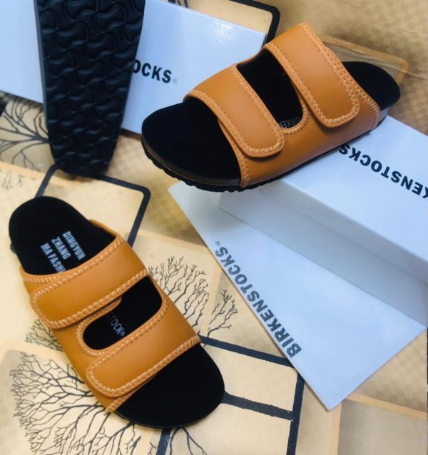 Men's Birkenstock Slides In Nigeria On Sale