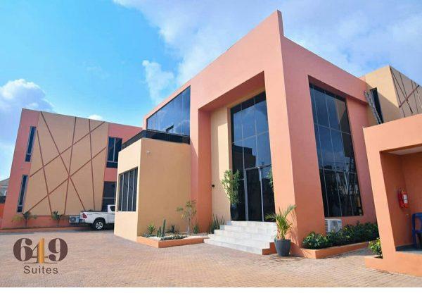 649 Suites Hotel Asaba Delta State Nigeria