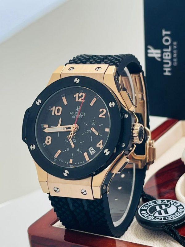 Hublot Rubber Strap Watch In Nigeria For Sale