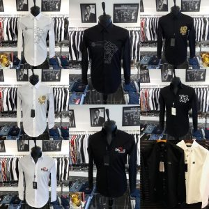 Men's Long Sleeve Shirts In Nigeria For Sale