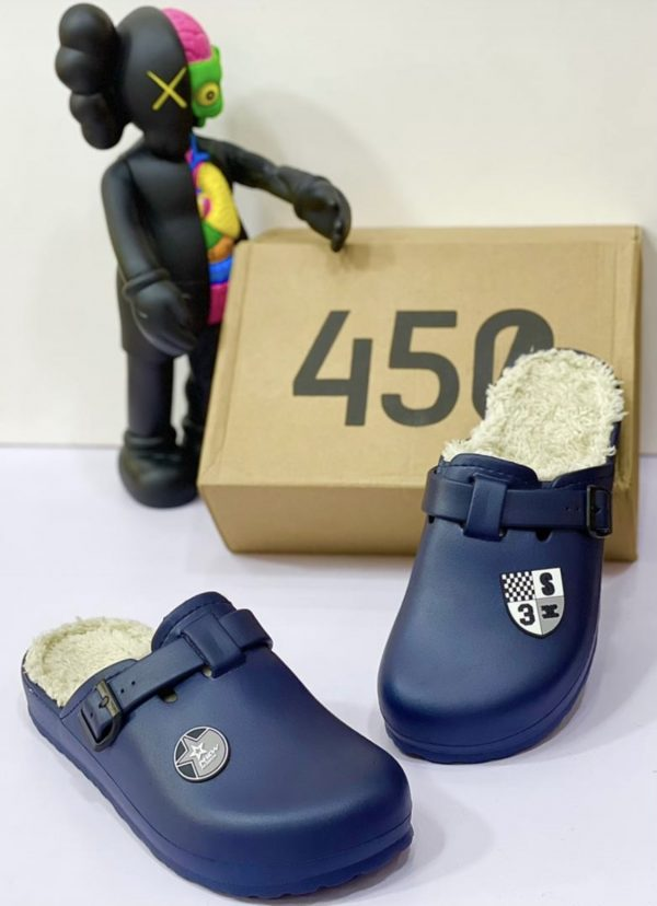 Classic Fur Lined Half Shoes In Nigeria For Sale