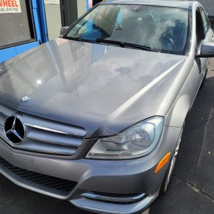 Used 2013 Mercedes- Benz C Class For Sale