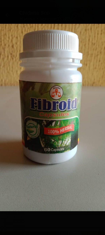 Herbal Fibroid Capsules In Nigeria For Sale
