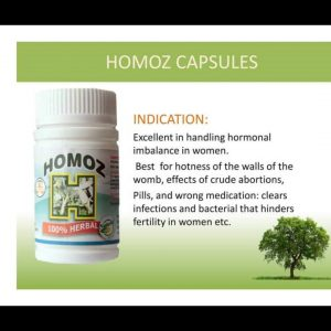 Homoz Natural Capsules In Nigeria For Sale
