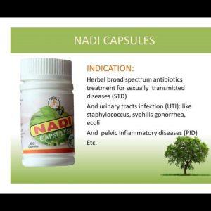 Nadi Herbal Capsules For STD In Nigeria For Sale