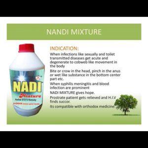 Nadi Herbal Mixture Capsules In Nigeria For Sale